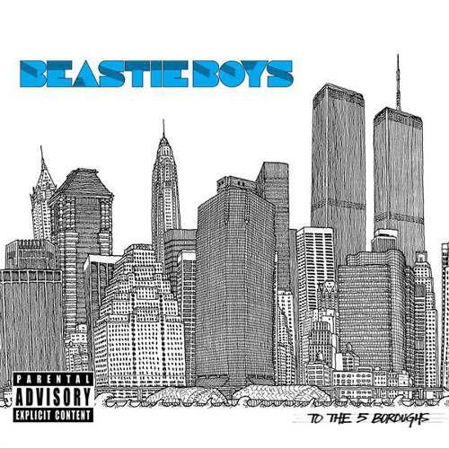 Beastie Boys To The 5 Boroughs Cd Amoeba Music