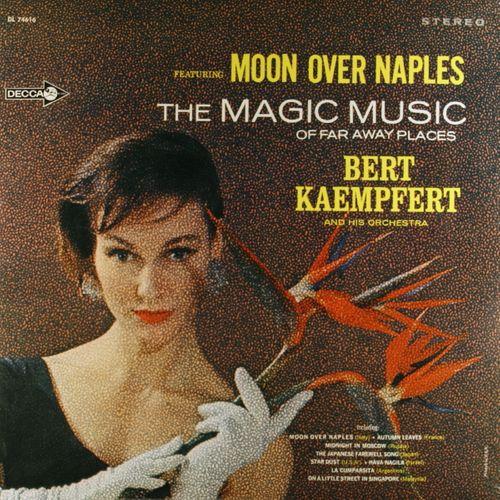 Bert Kaempfert The Magic Music Of Far Away Places Vinyl