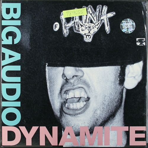 Big Audio Dynamite F Punk Vinyl Lp Amoeba Music