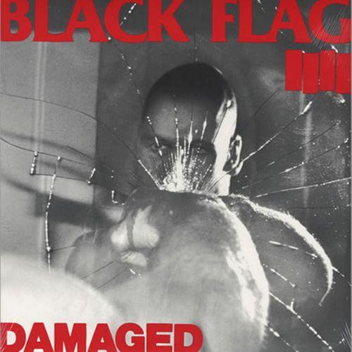 Black Flag Damaged Vinyl Lp Amoeba Music