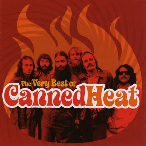 Canned Heat The Very Best Of Canned Heat Cd Amoeba Music