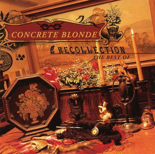 Concrete blonde recollection the best of cd amoeba music - Cd concreet ...