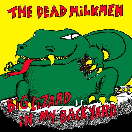 The Dead Milkmen - Chaos Rules: Live At The Trocadero