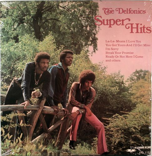 Delfonics, The - Tell Me This Is A Dream/I'm A Man