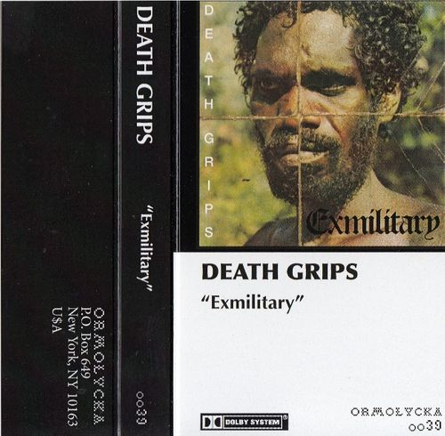 Exmilitary [Limited Edition] (Cassette