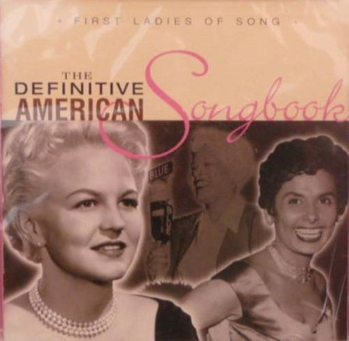 Various Artists The Definitive American Songbook First