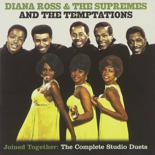 Temptations Ultimate Collection: Diana Ross & The Supremes, The Temptations