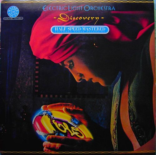 Electric Light Orchestra Discovery Cbs Mastersound Half