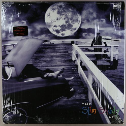Eminem The Slim Shady Lp Original Issue Vinyl Lp