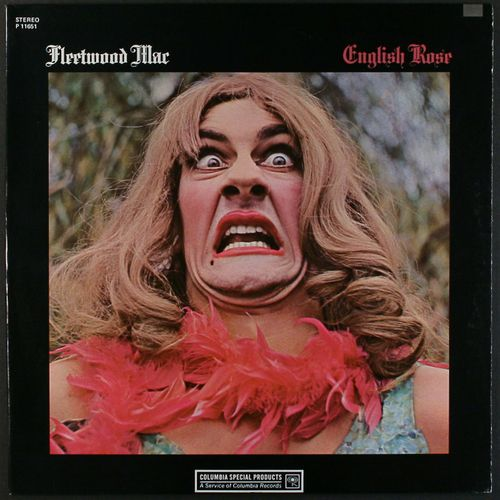 Fleetwood Mac English Rose 70 S Issue Vinyl Lp