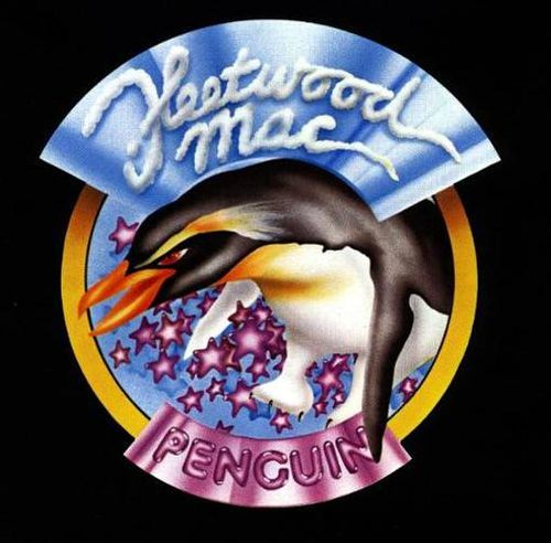 Fleetwood Mac Penguin Cd Amoeba Music