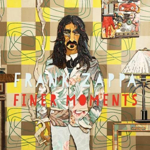 Frank Zappa Finer Moments Cd Amoeba Music