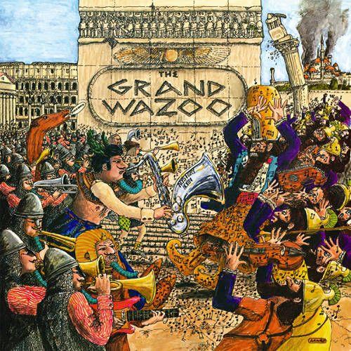 Frank Zappa Grand Wazoo Cd Amoeba Music