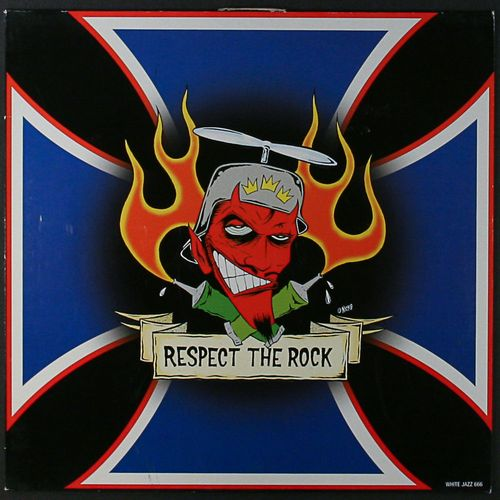 Gluecifer The Hellacopters Respect The Rock Vinyl 10