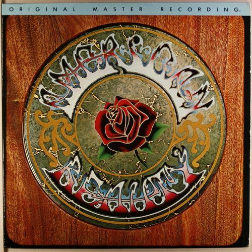 Grateful Dead American Beauty Mfsl Vinyl Lp Amoeba
