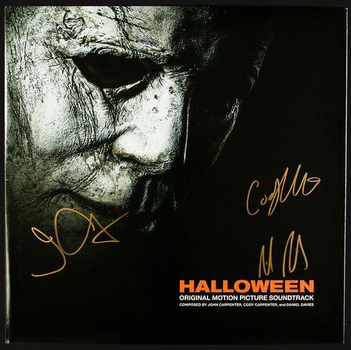John Carpenter Cody Carpenter Daniel Davies Halloween