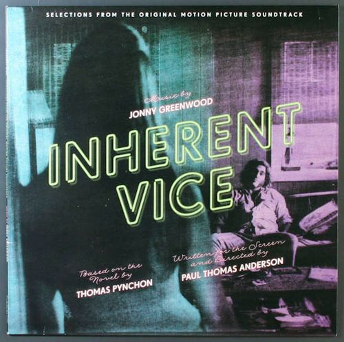 Jonny Greenwood Inherent Vice Selections From The