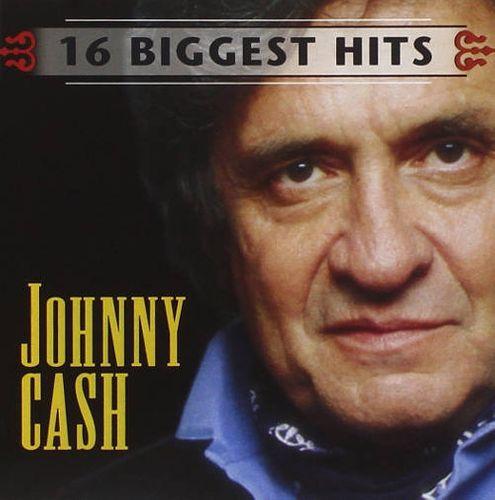 Johnny Cash 16 Biggest Hits Cd Amoeba Music
