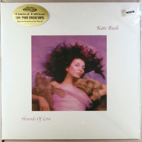 Kate Bush Hounds Of Love Cd
