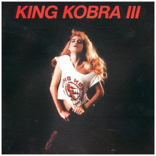 King Kobra King Kobra Iii Vinyl Lp Amoeba Music