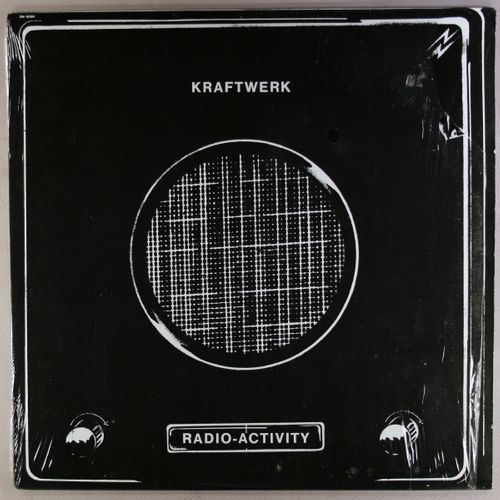 Kraftwerk Radioactivity Vinyl Lp Amoeba Music