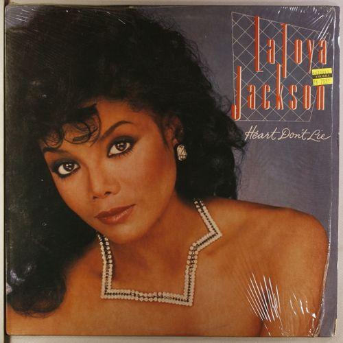 Latoya Jackson Heart Don T Lie Vinyl Lp Amoeba Music