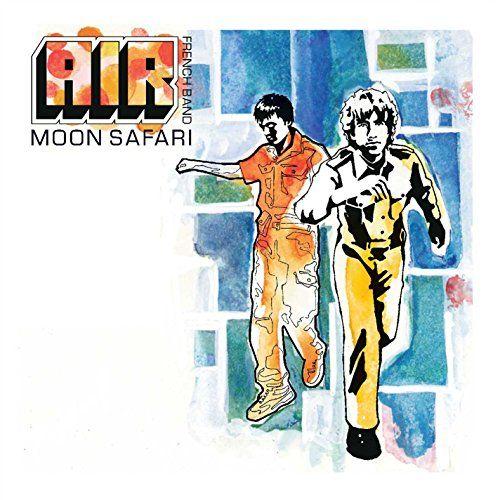 Air Moon Safari 180 Gram Vinyl Vinyl Lp Amoeba Music