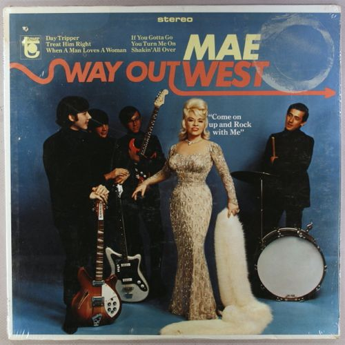 Mae West Way Out West Vinyl Lp Amoeba Music