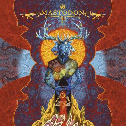 Mastodon Blood Mountain Vinyl Lp Amoeba Music