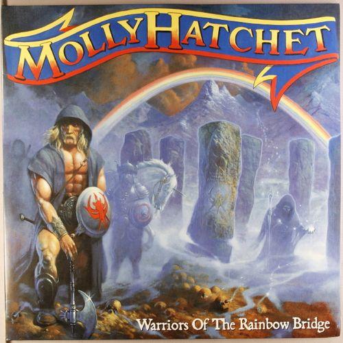 Warriors Of The Rainbow Bridge (Vinyl LP