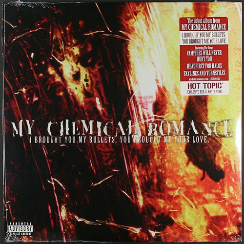 My Chemical Romance - I Brought You My Bullets You Brought ...