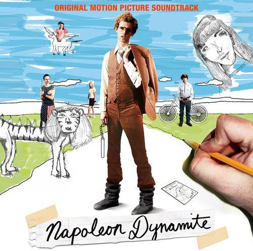 Various Artists Napoleon Dynamite Ost Vinyl Lp
