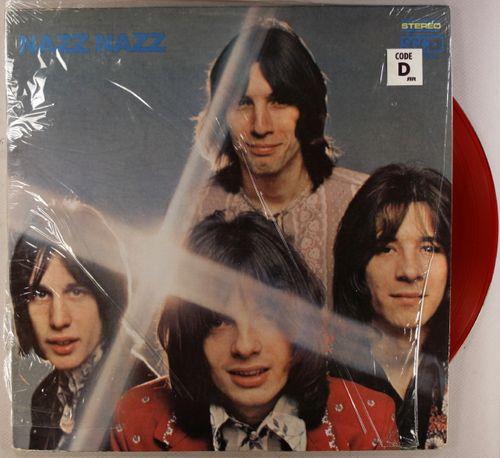 Nazz Nazz Nazz Red Vinyl Vinyl Lp Amoeba Music