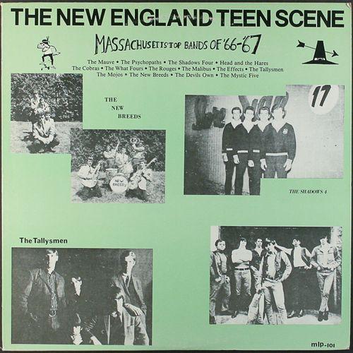 New england teen scene