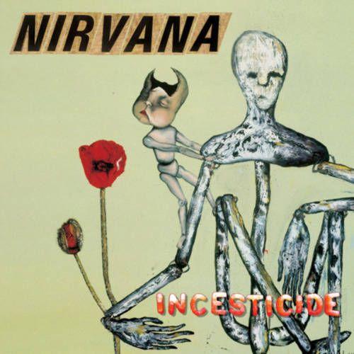Nirvana Incesticide Cd Amoeba Music