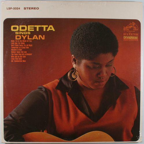 Odetta Odetta Sings Dylan Vinyl Lp Amoeba Music
