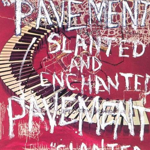Pavement Slanted Amp Enchanted Cd Amoeba Music