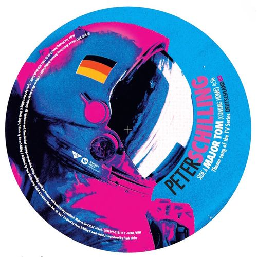 Peter Schilling Major Tom Record Store Day Vinyl 7