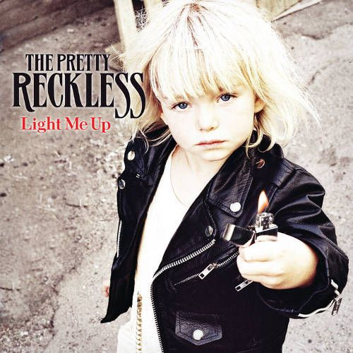 The Pretty Reckless Light Me Up Cd Amoeba Music