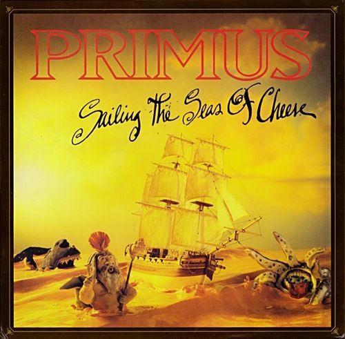 Primus Sailing The Seas Of Cheese Remastered Vinyl Lp
