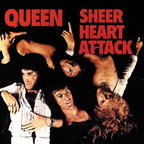 Queen Sheer Heart Attack Vinyl Lp Amoeba Music