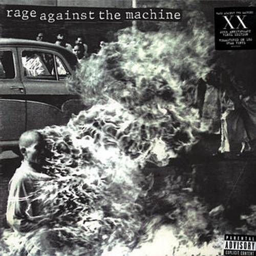 Rage Against The Machine Rage Against The Machine Xx