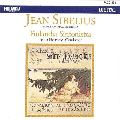 an analysis of jean sibeliuss composition finlandia