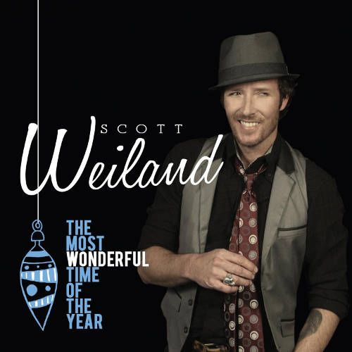 Scott Weiland The Most Wonderful Time Of The Year Cd