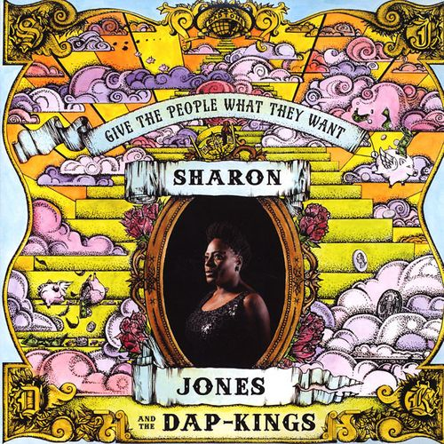 Sharon Jones Amp The Dap Kings Give The People What They