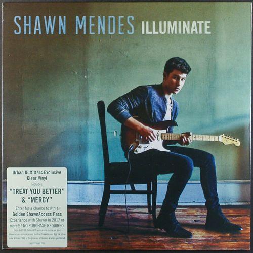Illuminate Deluxe Shawn Mendes: Illuminate [Clear Vinyl] (Vinyl LP