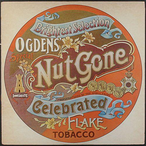 Small Faces Ogdens Nut Gone Flake 77 Reissue Vinyl