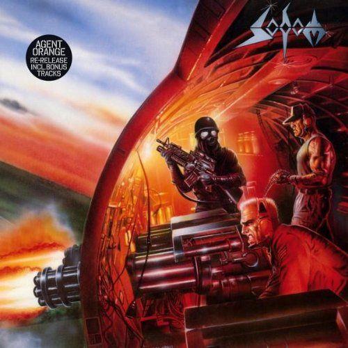 Sodom Agent Orange Vinyl Lp Amoeba Music