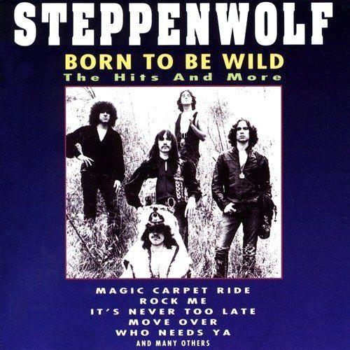 Born To Be Wild (CD)