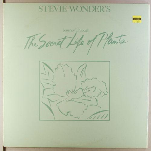 Stevie Wonder Journey Through The Secret Life Of Plants